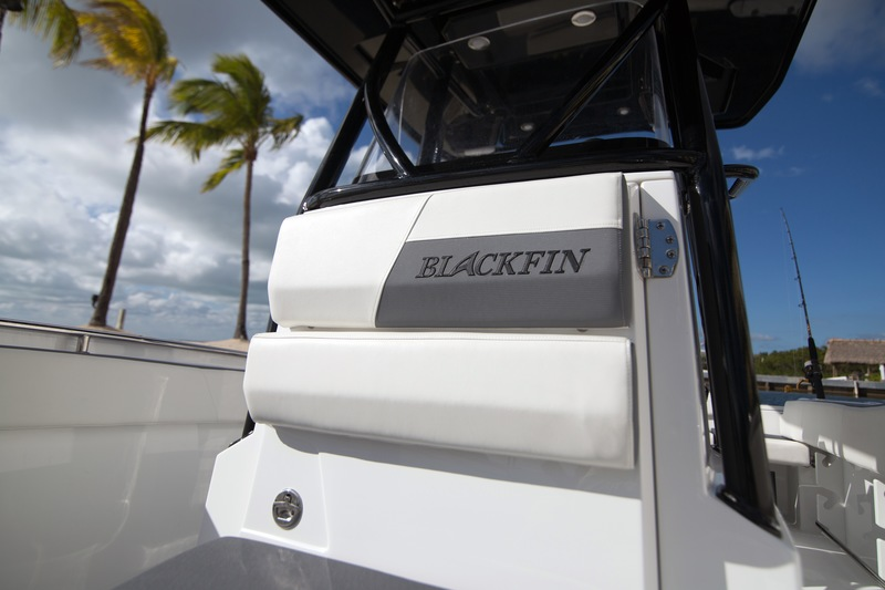 Ten Ways to Keep Your Blackfin Upholstery Like New | Blackfin Boats