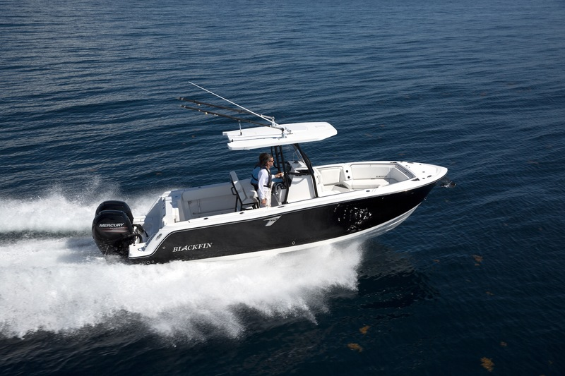What To Expect From The Blackfin 242CC