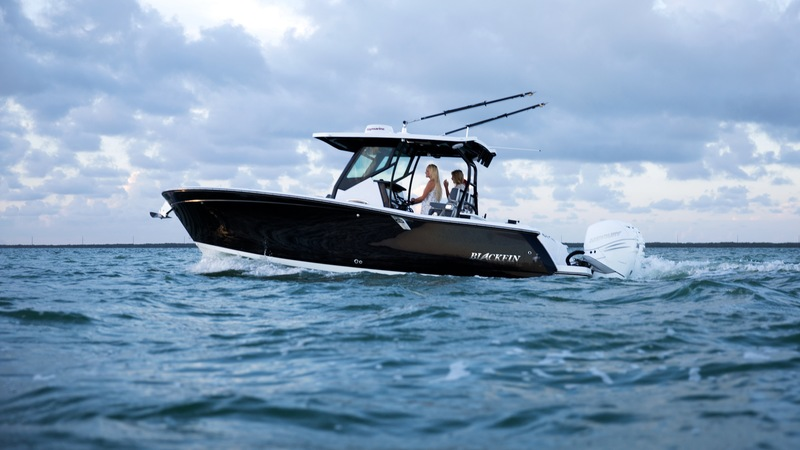 3 Reasons to Buy The Blackfin 272CC