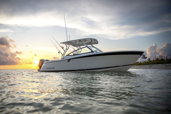 Make It A Mangrove May On Your Blackfin Boat