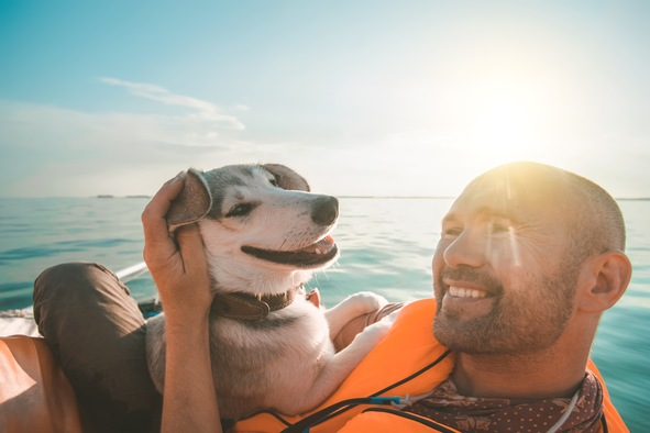 Summer Fishing With Your Furry Friend