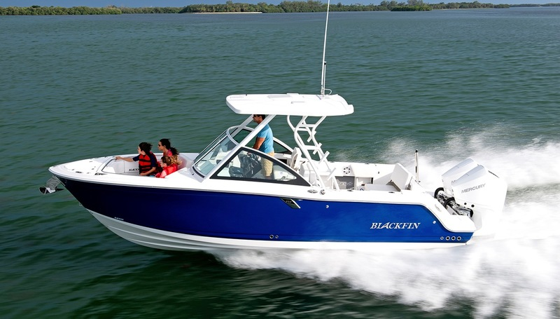 Back To School With Blackfin Boats