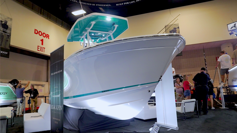 5 Reasons to Visit Blackfin Boats at FLIBS 2018