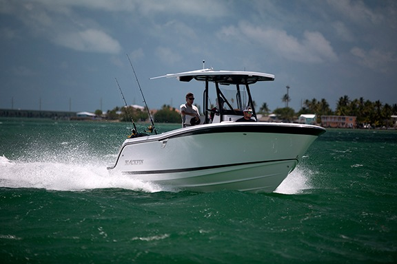 Blackfin Boats Premier Debut Event