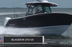 Boating Magazine's 272CC Boat Test & Review