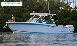 272DC Spotlight in Lakeland Boating